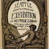 Seattle architectural club exhibition at the public library