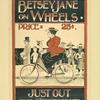 Betsy Jane on wheels.