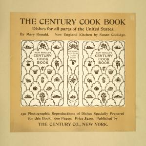 The century cook-book.