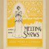 A new book. Melting snows.
