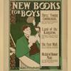 New books for boys.