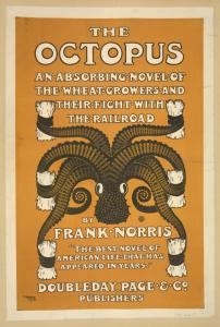 The octopus. Digital ID: 1543395. New York Public Library