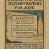 The American monthly review of reviews for June.