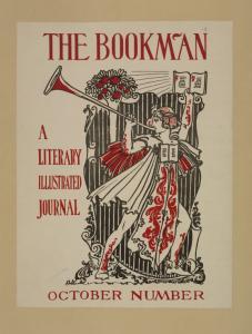 The bookman. A literary illust... Digital ID: 1543502. New York Public Library