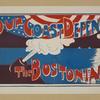 Our coast defense. The Bostonian.