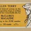 Ellen Terry [...] McClure's magazine.