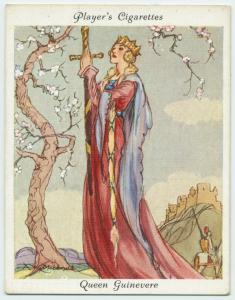 Queen Guinevere.