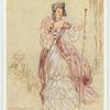 Madame la Marquise de Pompadour.
