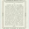 Louise de la Valliere.