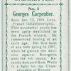 George Carpentier.