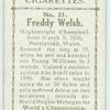 Freddy Welsh.