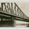 The new Rhine Bridge, connecting Dusseldorf and Neuss.