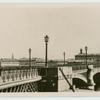 The Nicholas Bridge, Leningrad, Russia.