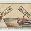 Sault Ste. Marie Canal Bascule Bridge.