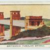Britannia Tubular Bridge.