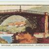 Iron Bridge, Coalbrookday (Shropshire).