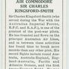 Air Commodore Sir Charles Kingsford-Smith.