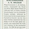 Wing-Commander A. H. Orlebar.