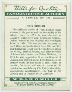 John Buchan.