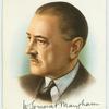 W. Somerset Maugham.