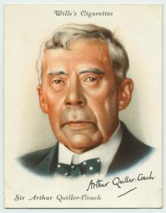 Sir Arthur Quiller-Couch.