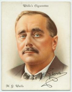 H. G. Wells.