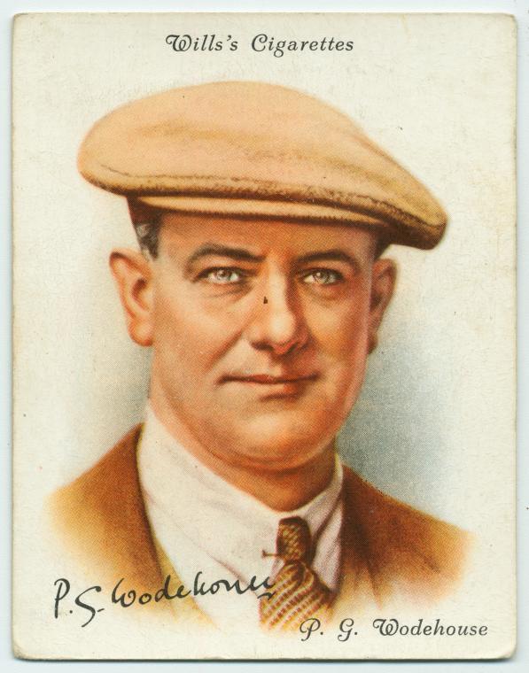 P. C. Wodehouse.