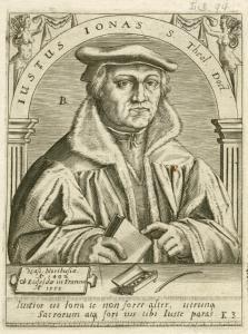 Dr. Justus Jonas.