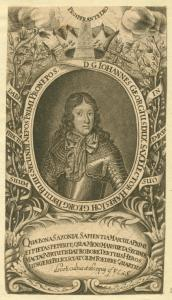 John George. [Duke of Saxony]
