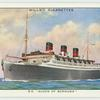 "S. S. ""Queen of Bermuda""."