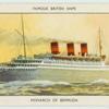 Monarch of Bermuda.