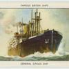 General cargo ship.