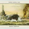 British submarine.