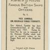 Vice Admiral Sir Reginald Yorke Tyrewhitt.
