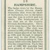 Hampshire.