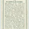 Warwickshire.