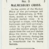 Malmesbury Cross.