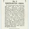 Northampton Cross.