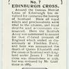 Edinburgh Cross.
