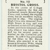 Bristol Cross.