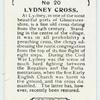 Lydney Cross.