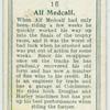 Alf Medcalf.