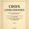 Croix lithuaniennes ... [Title page]