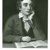 John Keats, 1795-1821.