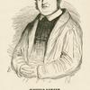 Justinus Andreas Christian Kerner, 1786-1862.