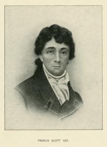 Francis Scott Key, 1779-1843.