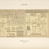 Abydos. Temple de Séti. Salle D.