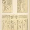 Abydos. Temple de Séti. Salle du roi.