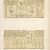Abydos. Temple de Séti. Chambre du roi.