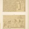 Abydos. Temple de Séti. Escalier Y'; b. Côté gauche en montant.